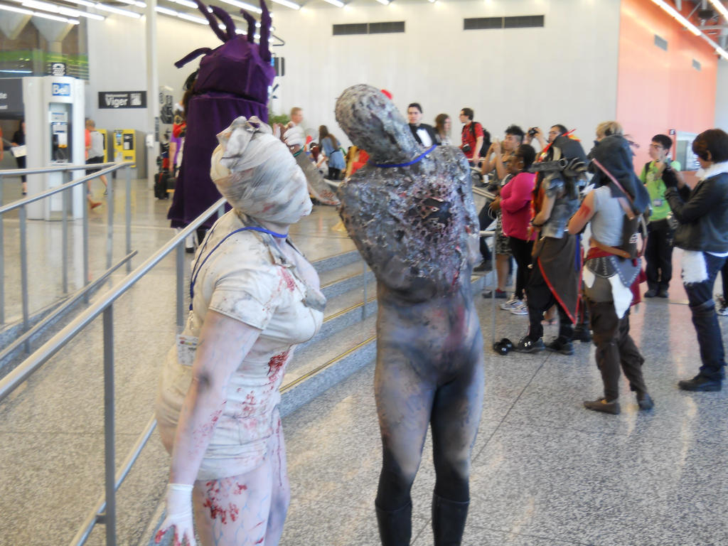 otakuthon 2014 silent hill by poupouch1234567890