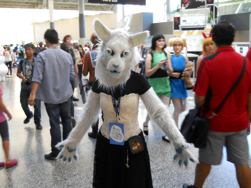 otakuthon 2014 furry by poupouch1234567890