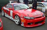 EDC: Red Silvia S15