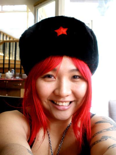 Comrade by yapi