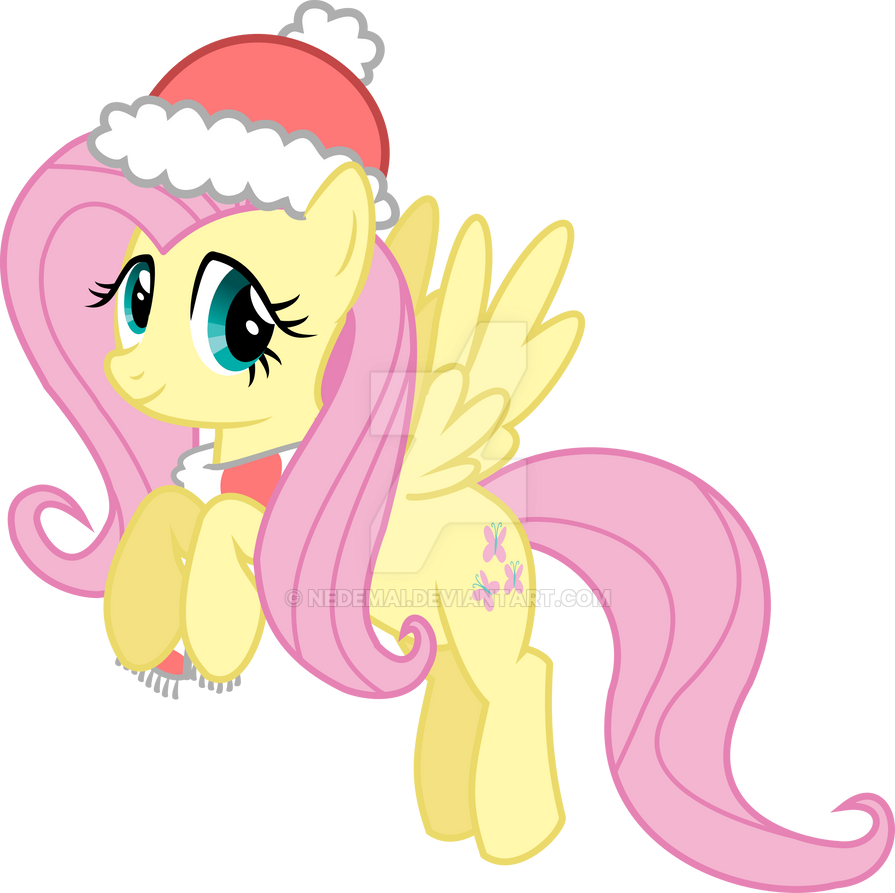 8B-Fluttershy by Nedemai