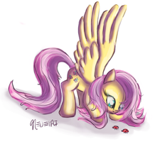 Flutterbug by Nedemai