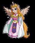 Alicorn Princess Zelda