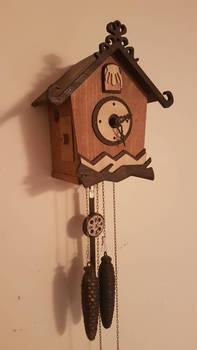 Flurry Heart Clock