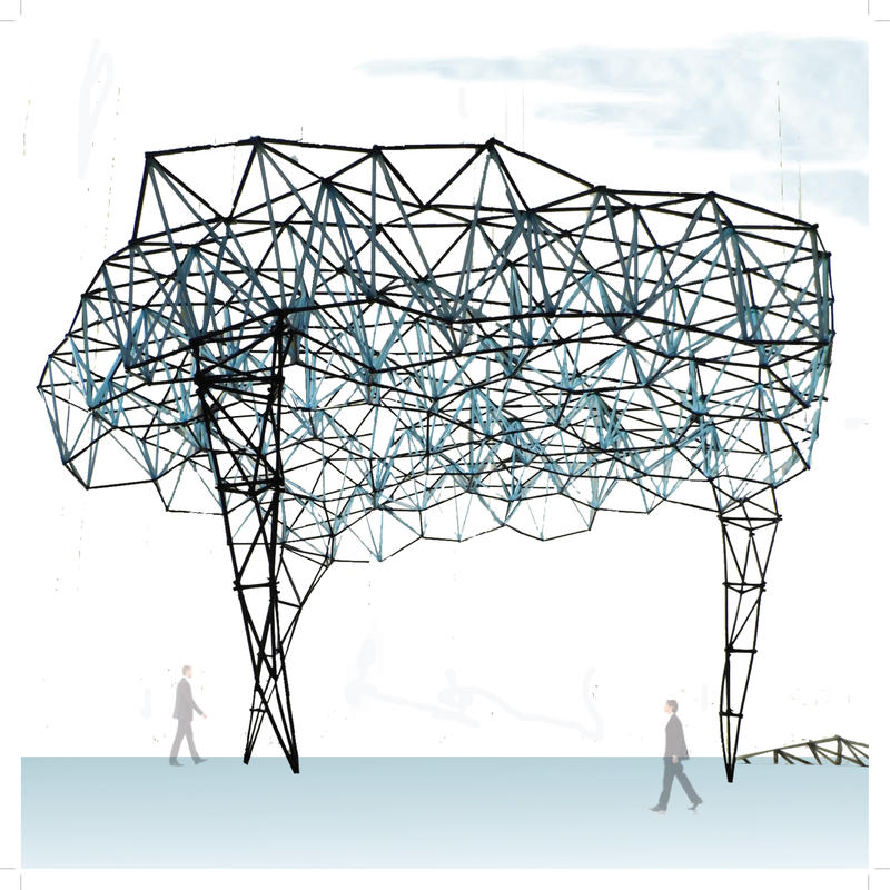 The Space Frame by rubiks-cube040 on DeviantArt