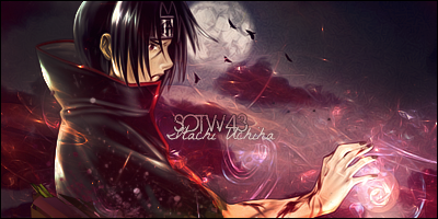 Uchiha Itachi by Rockincola