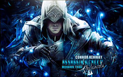 Connor Kenway v2 by Rockincola