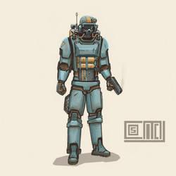 MK-11 Power Armour