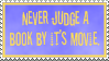 Never Judge by Sergeant-McFluffers