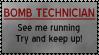 Bomb Technician by Sergeant-McFluffers
