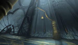 Galbatorix Throne Room