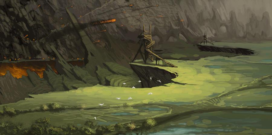 Urgals Attack by Rusty001