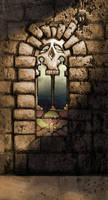 Skull Window