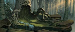 Tree Portal by Rusty001