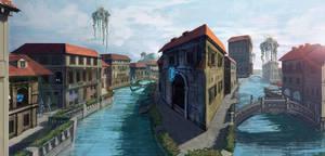 Future Venice Canal