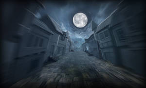 Requiem Main Menu Background