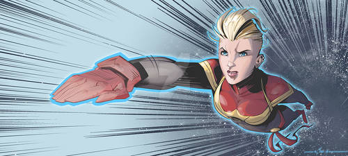 CaptainMarvel fly
