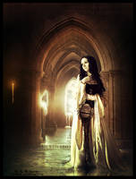 Darkness in my soul by Kechake