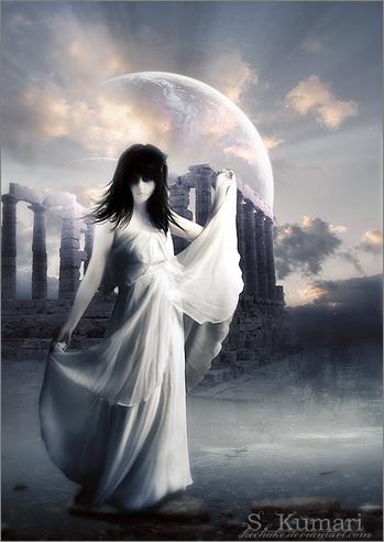 Dark Dream by Kechake