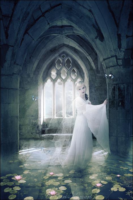 Soul of Water by Kechake