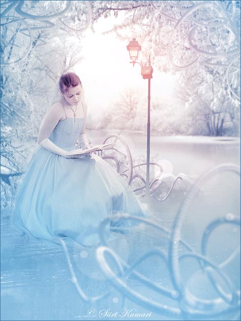 Nattfrost. by Kechake
