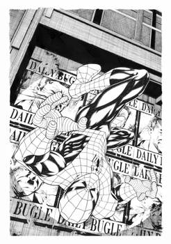 Spider-Man Cover:001