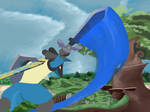 Pokemon crossovers - Lucario in Skyward Sword