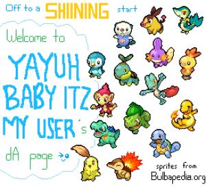 YayuhBabyItzMyUser's Profile Picture
