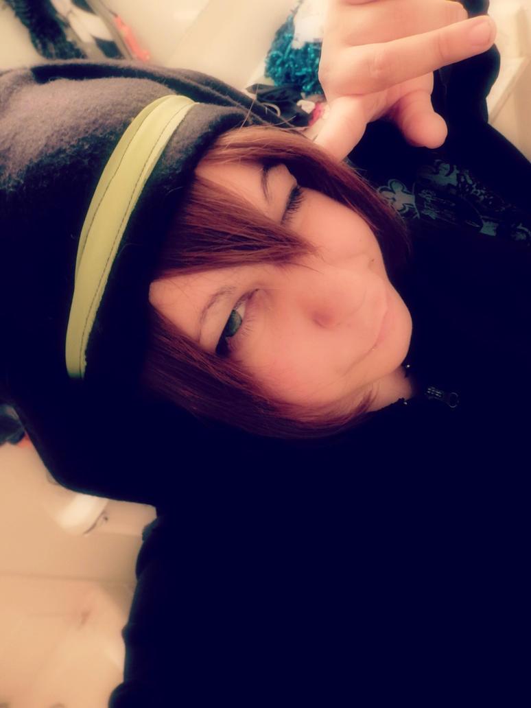 Mitsuki cosplay hat Test run 2 by AruruusLuna