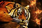 Tiger-fractalius