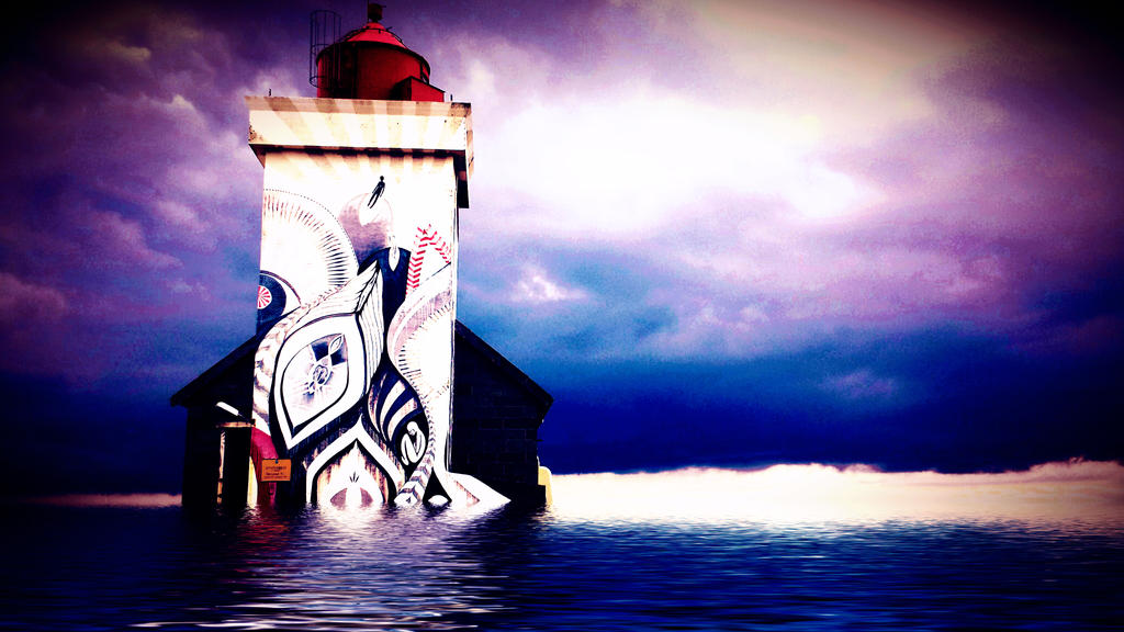 Flood by Hemamm