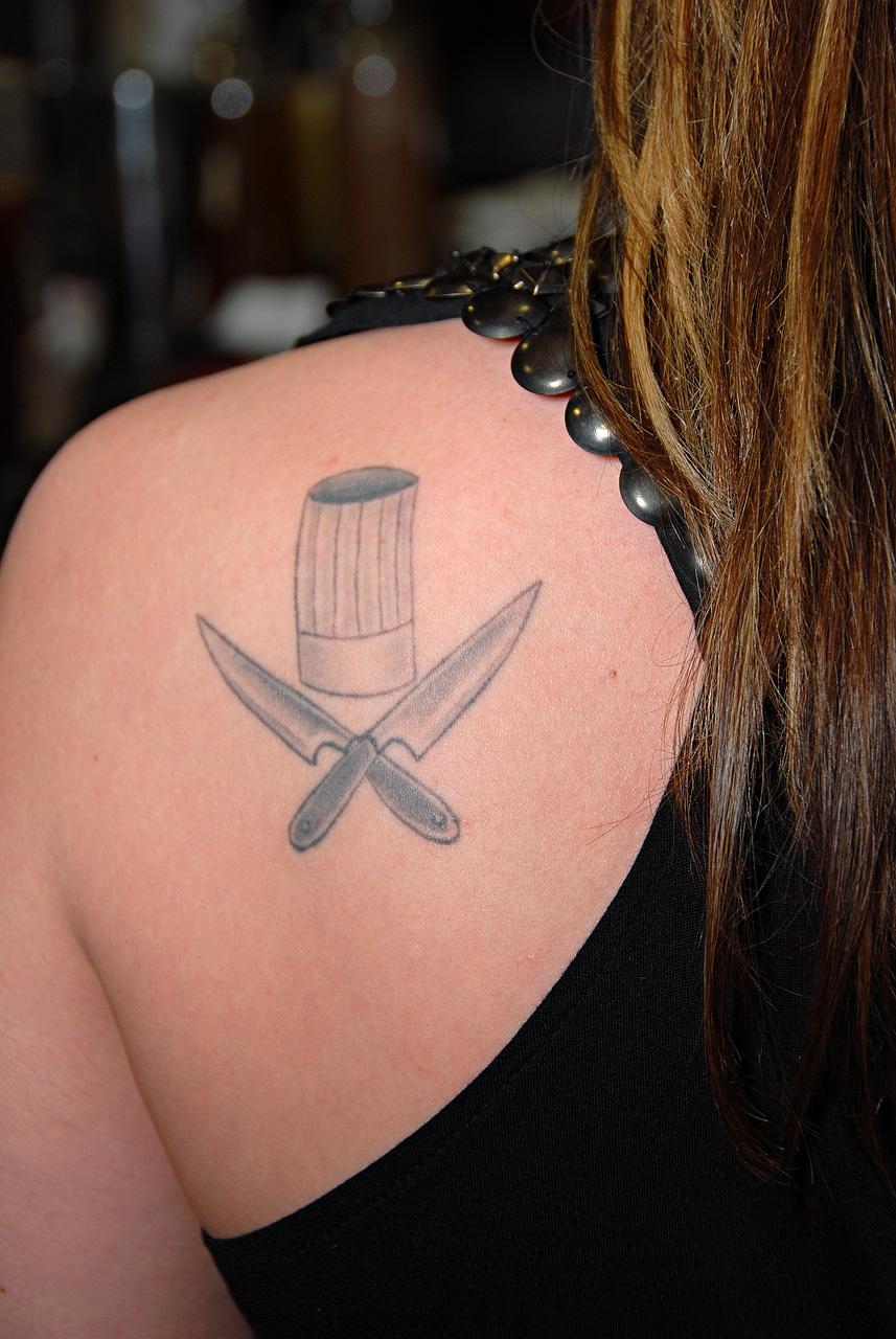 chef tattoo by charlescook on deviantart. Black Bedroom Furniture Sets. Home Design Ideas