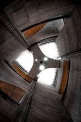 Elevatorshaft by MarcelHieber
