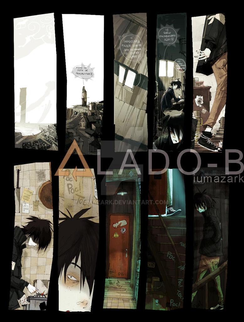 LADO-B Promo by iumazark
