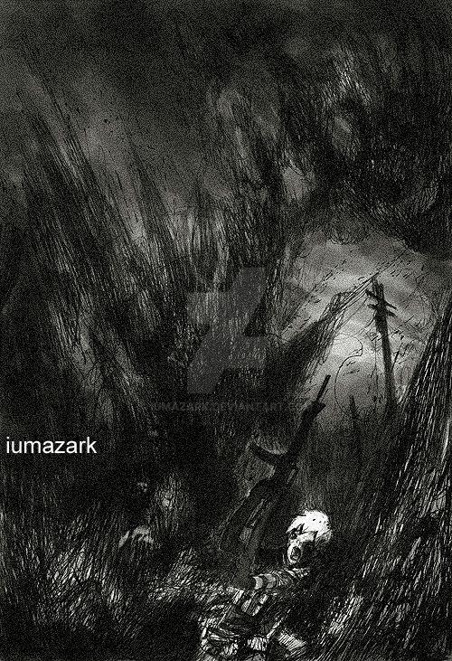 Pre- Anth by iumazark