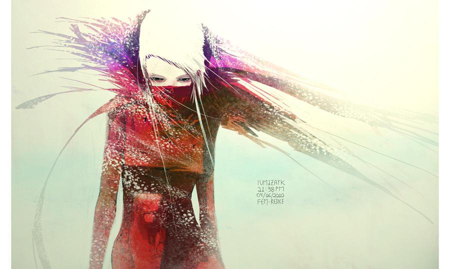 Fem - Redice by iumazark