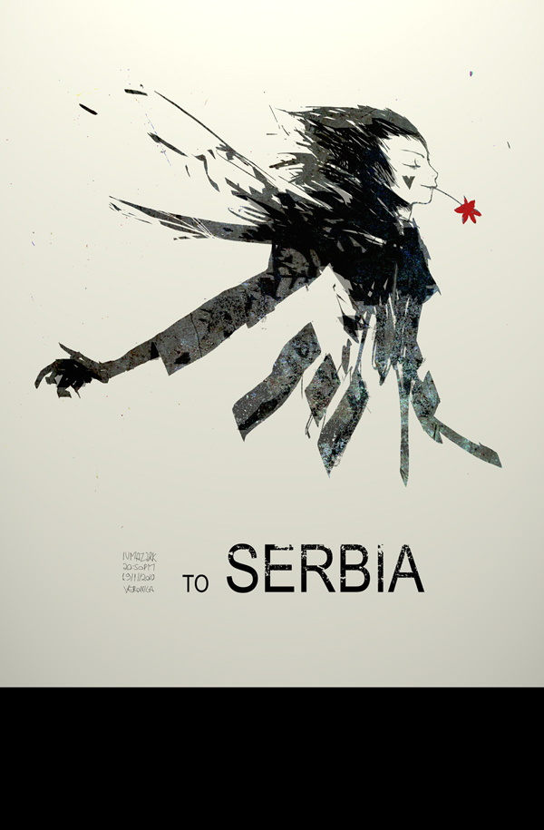 Veronica's Serbia by iumazark