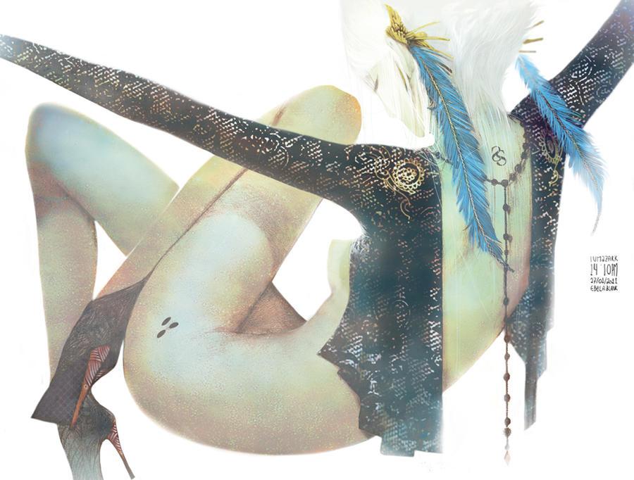 Ebela Blank by iumazark