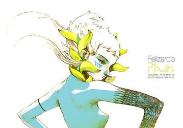 Fem - Banasto by iumazark