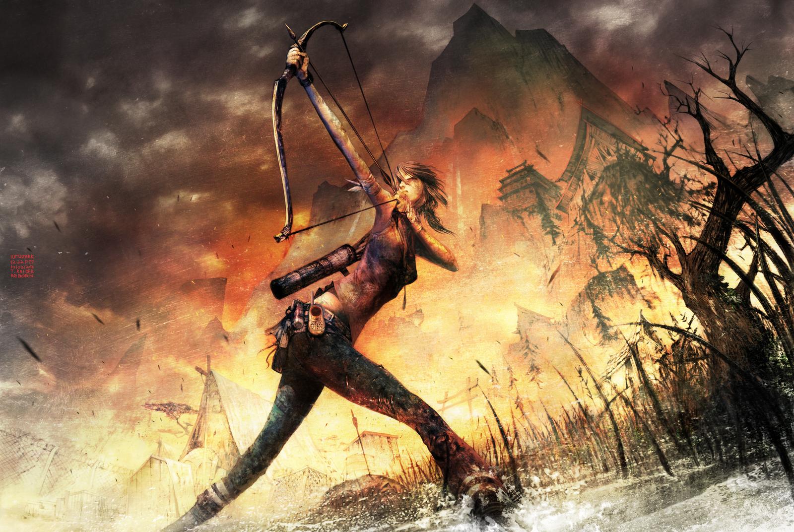 Tomb Raider - Reborn by iumazark