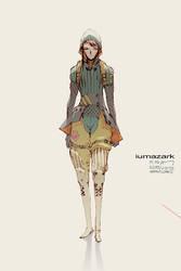 Herfancyclothes by iumazark