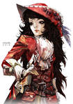 Mademoiselle RED