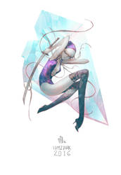 CO Diamondel by iumazark