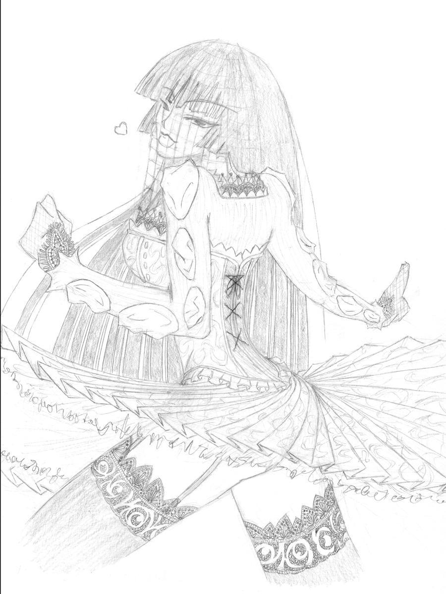 Commission: Fabiola 7th Sea by KawaINDEX