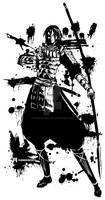 Lancer Samurai