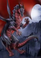 Dragon night by KawaINDEX