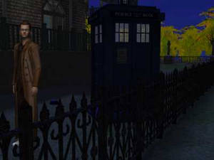 sims2 10th doctor
