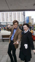 Missy And 11th Doctor