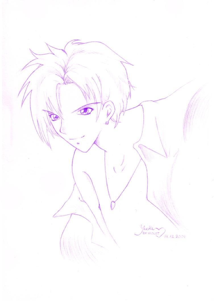 Yuki. by violetka