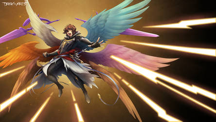 COMM (Fight Stick): Sandalphon
